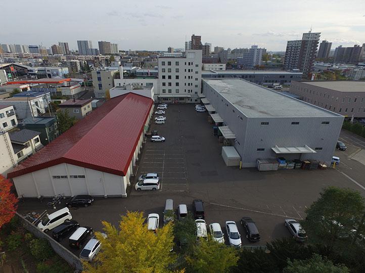 丸二倉庫株式会社
